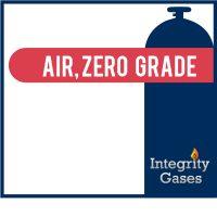 Calibration Gas Air, Zero Grade