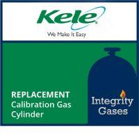 Calibration Gas for Kele P/N GAS-CH4-2.5