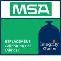 Calibration Gas for MSA P/N 803102