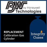 Calibration Gas for BW Technologies PN CG2-Y-100