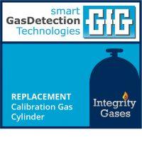 Calibration Gas for GFG PN 7800-001