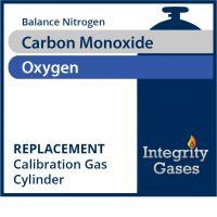 Calibration Gas Carbon Monoxide,Oxygen IG-PN-880