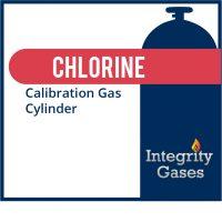 Calibration Gas Chlorine